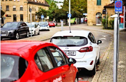 Carsharing erhält neue Parkplätze