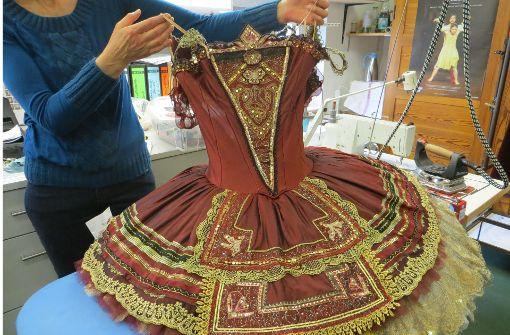 Im Kostümfundus des Stuttgarter Balletts