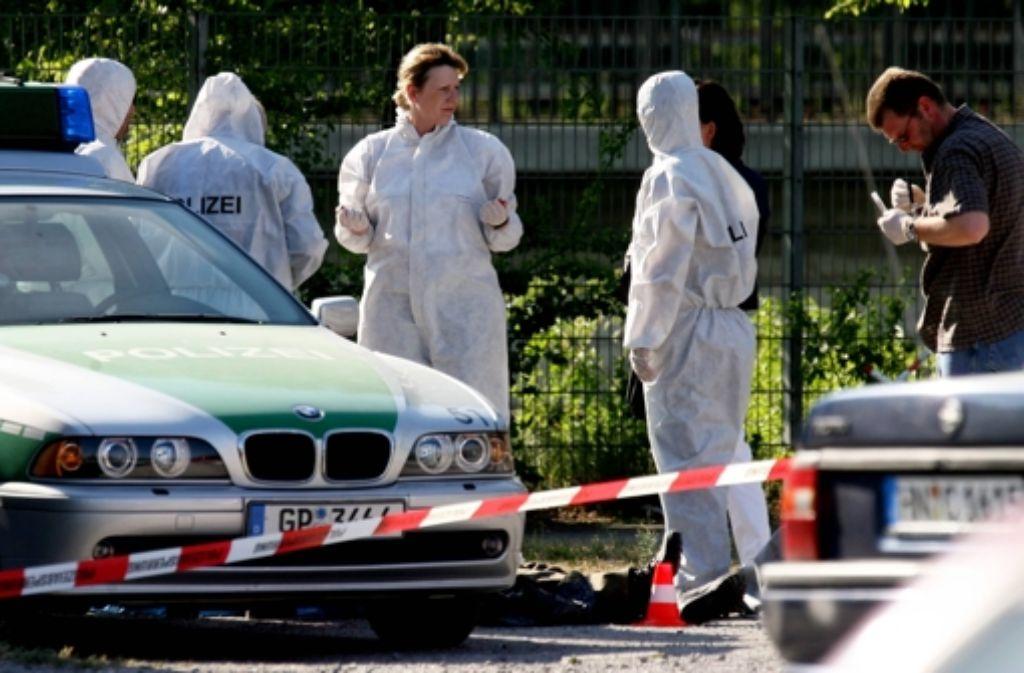 Die Heilbronner Polizistin Michèle Kiesewetter und ihr Kollege Martin A. wurden mutmaßlich von NSU-Terroristen am 25. April 2007 angegriffen. Kiesewetter starb dabei. Die Opfer, die auf das Konto des NSU gehen, zeigen wir in der Fotostrecke. Foto: dpa