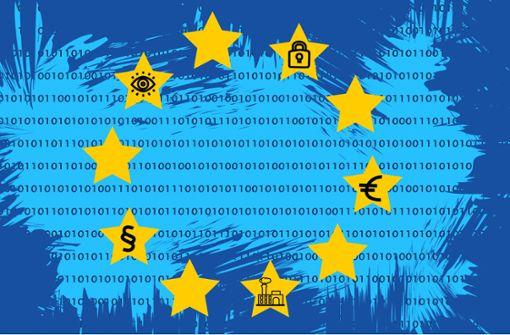 Firmen zahlen Milliarden für Datenschutz