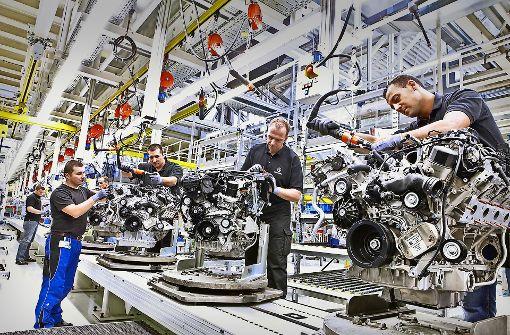 Daimler-Werk kämpft um künftige Rolle