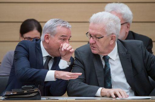 Verhandlungsgruppe soll Konflikt zwischen CDU und Grünen lösen