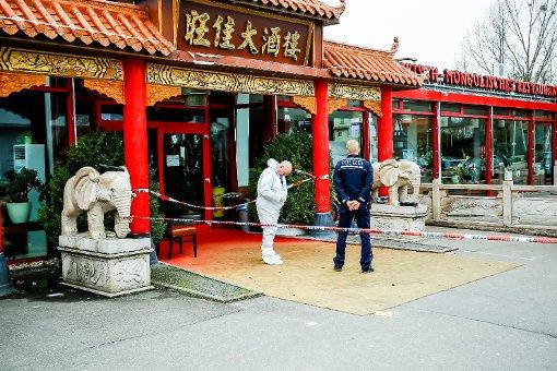 Im Falle der getöteten Seniorchefin eines asiatischen Restaurants in Backnang läuft die Sonderkommision auf Hochtouren. Foto: www.7aktuell.de   Karsten Schmalz