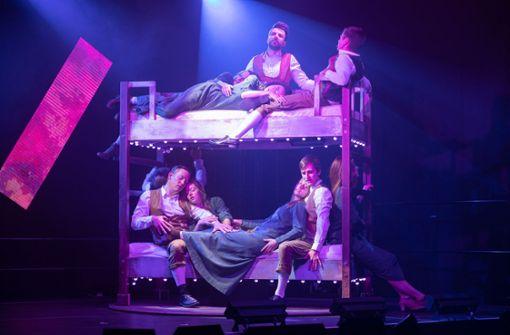 Musical-Premiere der Jungen Bühne
