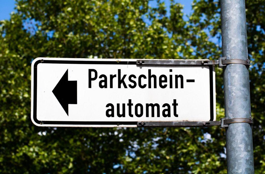 Zwar ist das Parken während der Baustellenzeit für zwei Stunden kostenlos, am Automaten muss trotzdem die Brötchentaste betätigt werden. Foto: pixabay.com