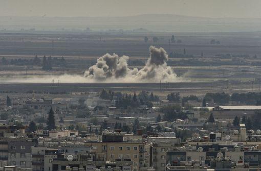 Warum Deutschland beim Syrien-Einmarsch in einer schwierigen Lage ist