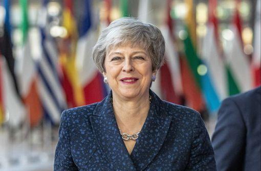 EU für Brexit-Aufschub bis 22. Mai