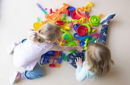 Städtische Kindergärten sind geschlossen