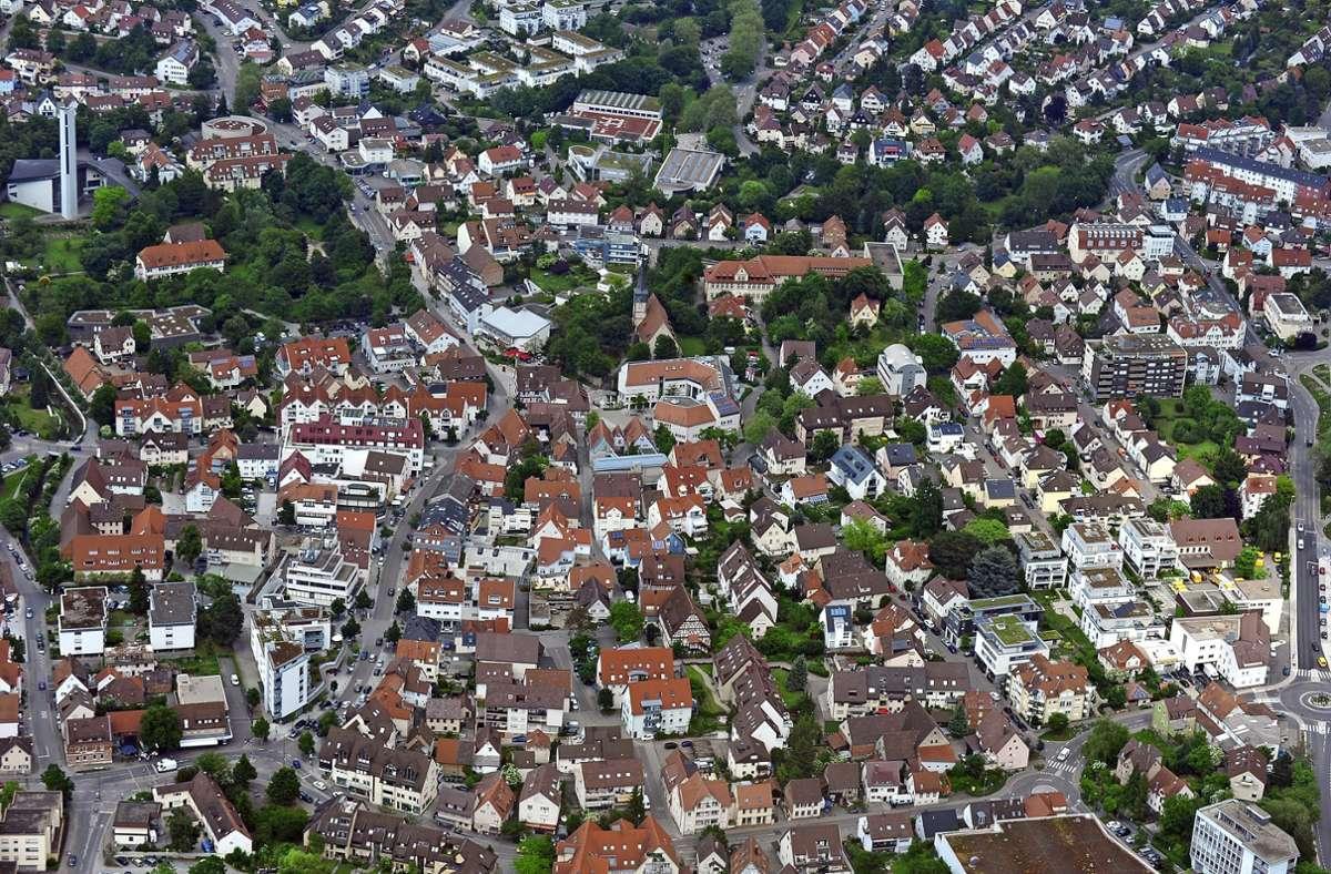 Eine Stadt ist niemals fertig, Sie wandelt sich beständig. Foto: Werner Kuhnle/Archiv