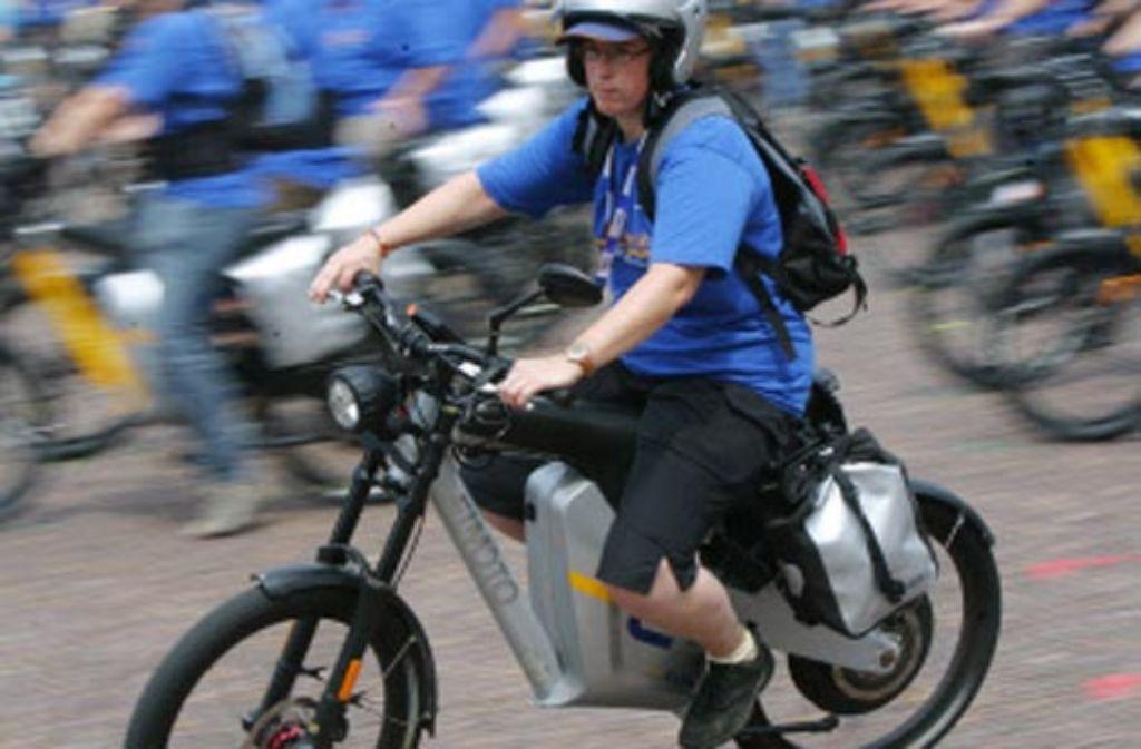 tag der elektromobilit t e bikes mit 60 km reichweite. Black Bedroom Furniture Sets. Home Design Ideas