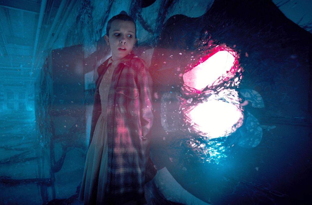 """Wie geht es weiter mit der Mystery-Serie """"Stranger Things""""? Foto: Netflix"""