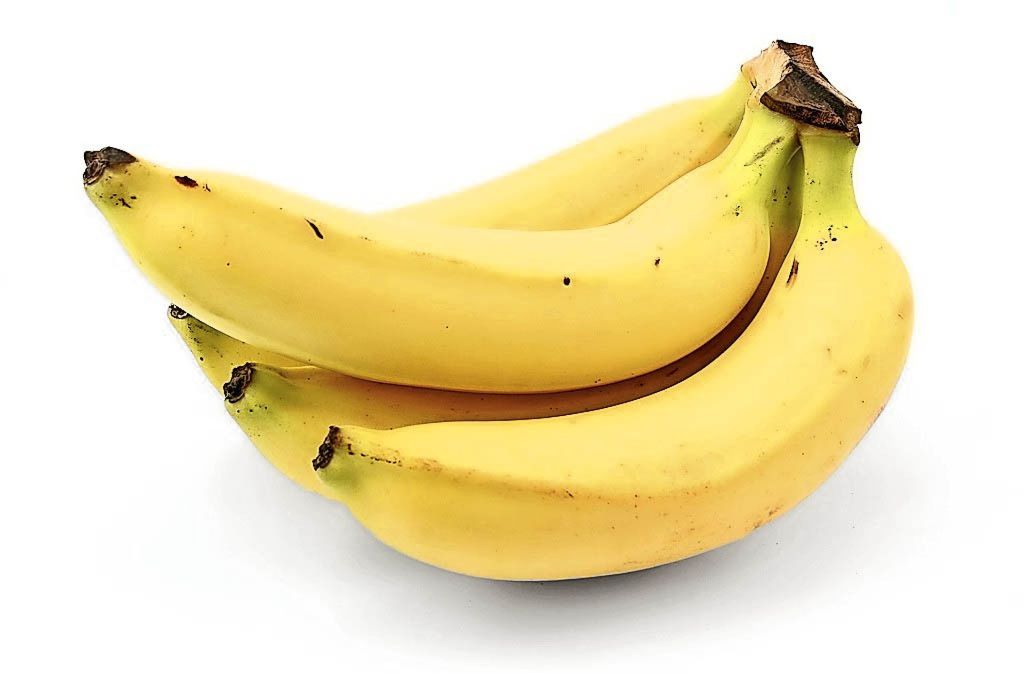 Die Cavendish-Banane hat derzeit die größte wirtschaftliche Bedeutung.  Foto: J. Blümer/Wikimedia