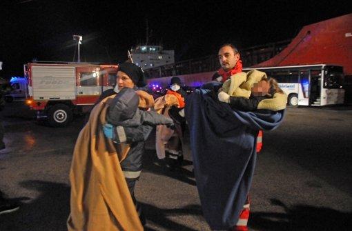 Drama mit Flüchtlingen in der Adria