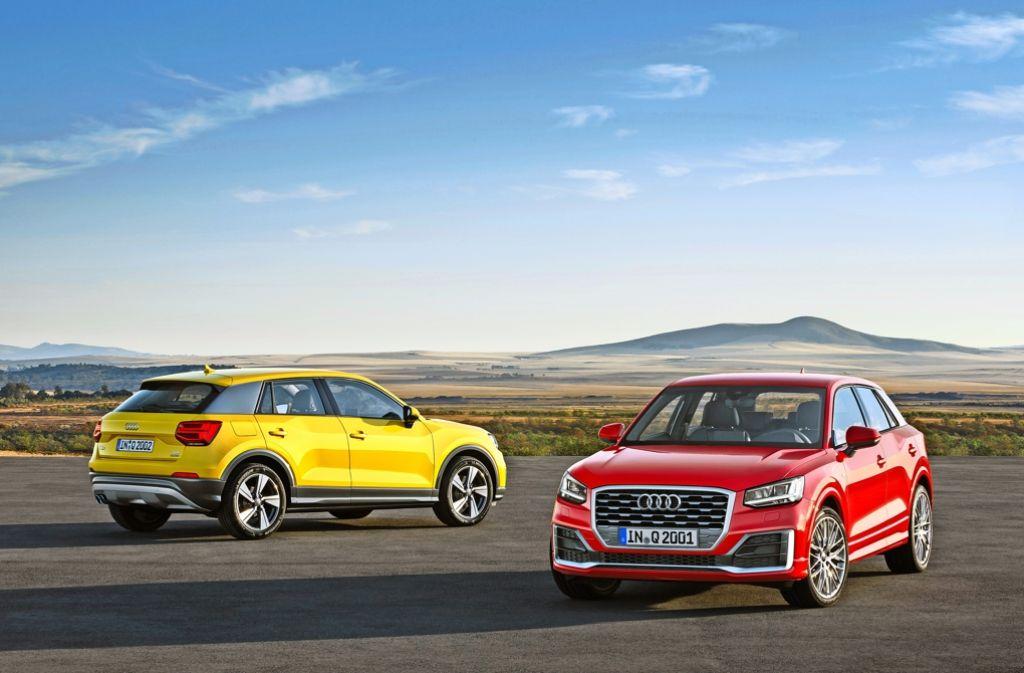 Audi Gewinnen