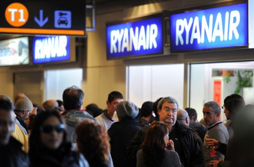 Piloten-Streik trifft 55 000 Passagiere