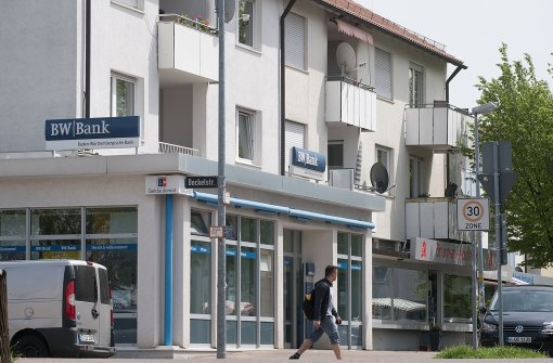 Heumadener BW-Bank schließt