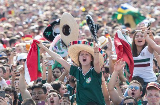 Die WM verfolgt einen bis unters Kopfkissen