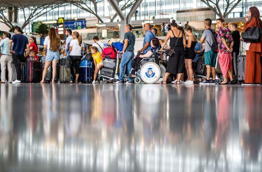 Airport knackt Marke von zwölf Millionen Passagieren
