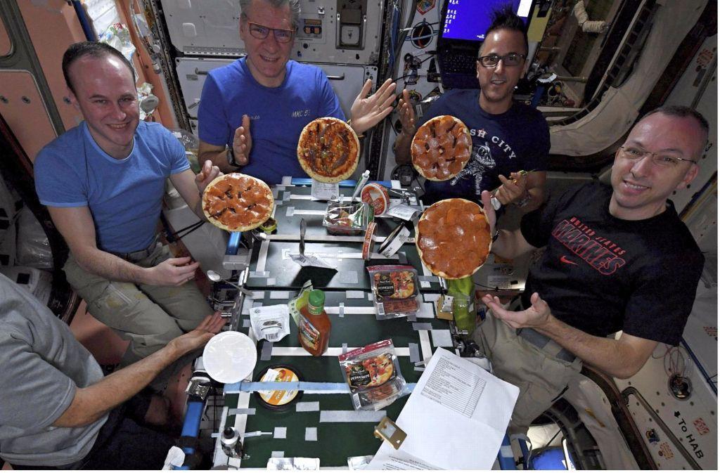 Astronauten Essen