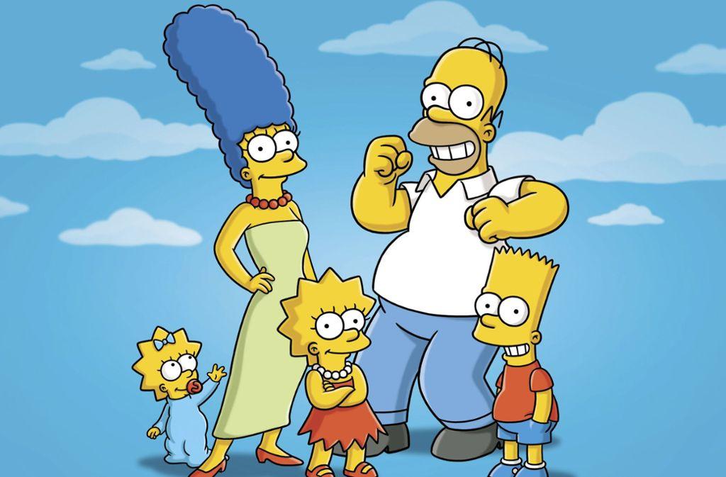 29 Staffeln gibt es von den Simpsons- und ein Ende ist noch nicht in Sicht. Foto: Fox
