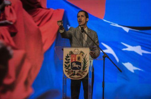 Guaidó schließt US-Militärintervention nicht aus