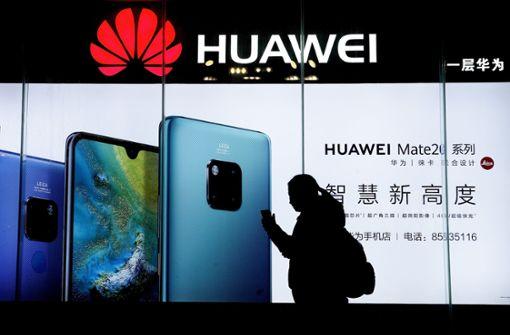 USA klagen Huawei an