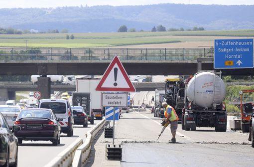Straßenbauprojekte in Baden-Württemberg laufen weiter