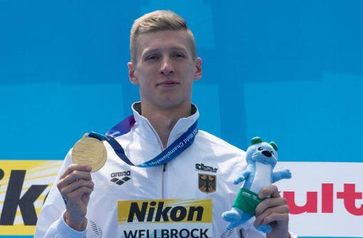 Florian Wellbrock – ein Schwimmwunder aus Deutschland