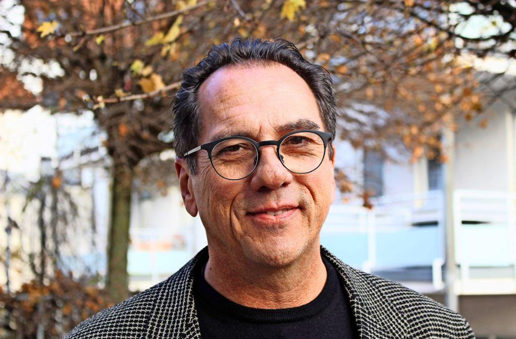Udo Hertlein kennt sich mit verfahrenen Situationen aus. Foto: Redaktion