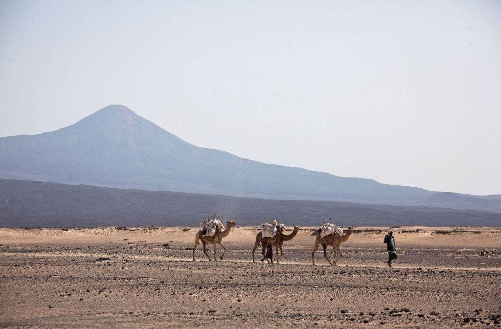 Ein Tourist ist am Vulkan Erta Ale ums Leben gekommen (Archivbild). Foto: dpa