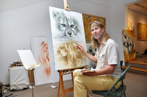 Der Gepardenmann