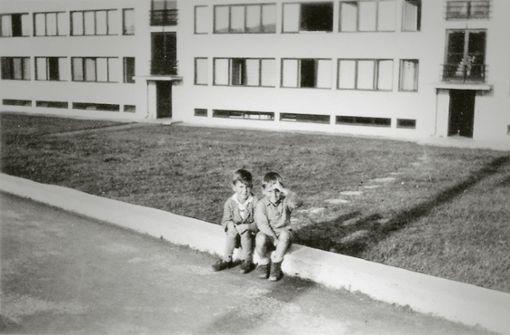 Kindheit  in Architekturikonen