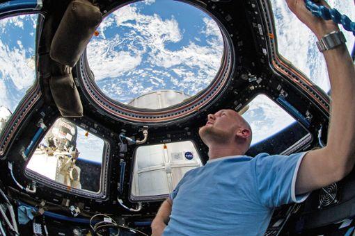 Auf neuer Weltraum-Mission