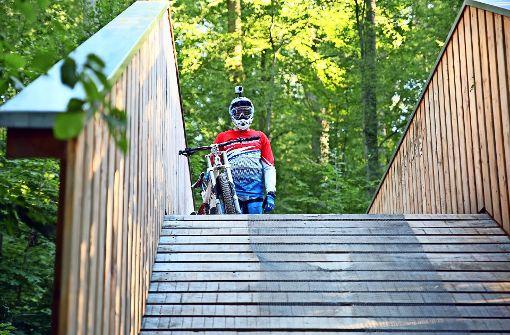 Downhill-Fahrer haben zusätzliche Wünsche