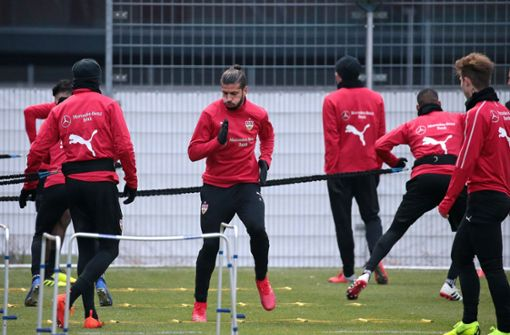 Start in die Trainingswoche ohne Daniel Didavi