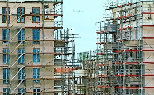 EZB  warnt vor einer Immobilienblase
