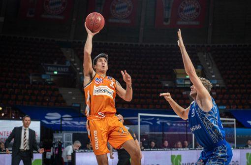 Ulm deklassiert Frankfurter Basketballer