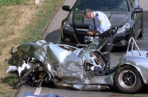 Nach Oldtimer-Unfall mit zwei Toten – Unfallursache weiter unklar
