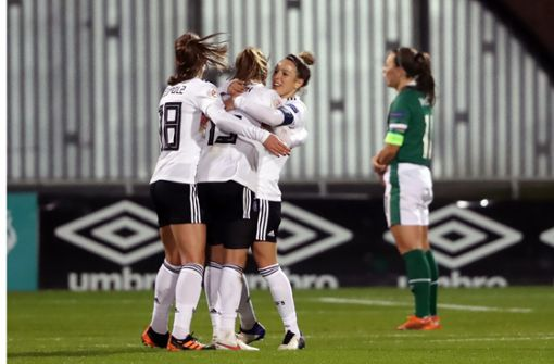 Nur Gegentor trübt EM-Qualifikation der DFB-Frauen