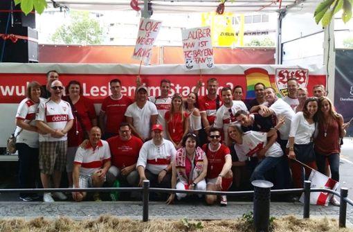 Homosexuellen im Fußball eine Stimme geben