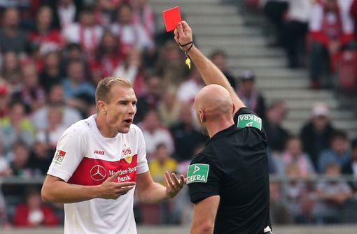 """Holger Badstuber nennt Schiedsrichter """"Muschis"""""""