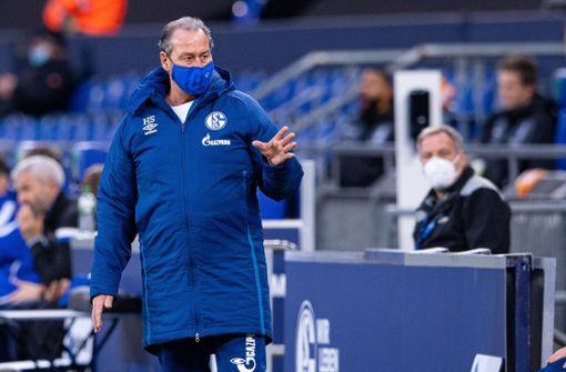 Huub Stevens kann Schalker Horror-Serie nicht stoppen