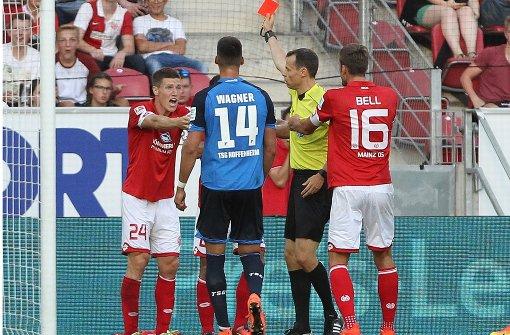 Fäkal-Attacke auf Hoffenheim-Fans