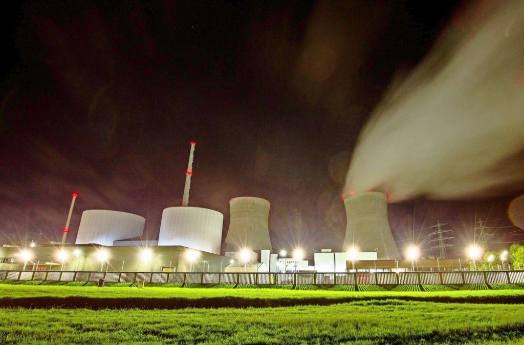 Die Gesamtkosten für den Abriss der  Atomkraftwerke und die  Lagerung der Überreste werden auf 47,5 Milliarden Euro geschätzt. Foto: dpa