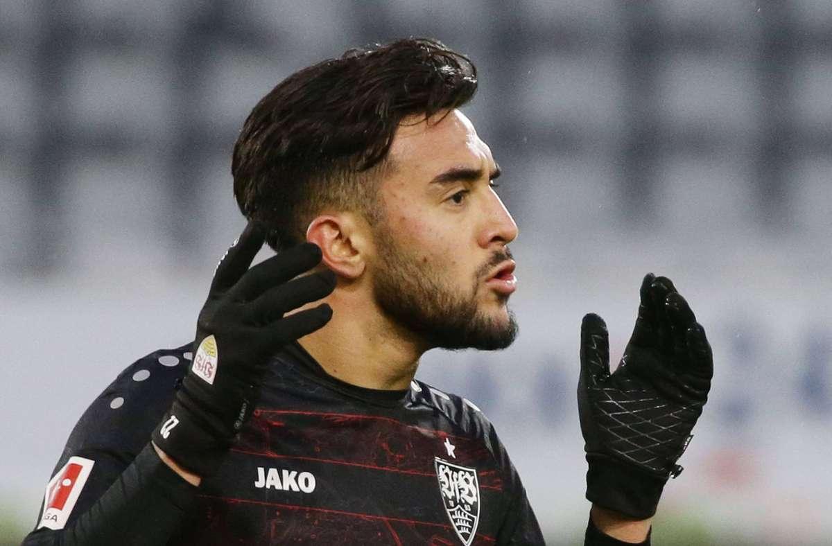Nicolas Gonzalez will bald wieder für den VfB auf Torejagd gehen. Foto: Baumann