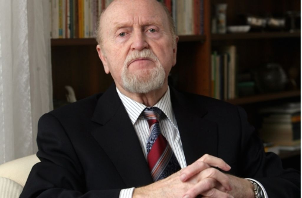 Breucker ist heute 78 Jahre alt. Foto: Zweygarth