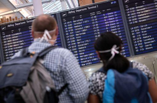 Reisewarnung für mehr als 160 Länder verlängert