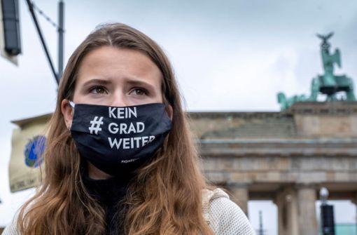 Aktivistin Luisa Neubauer startet Klima-Podcast