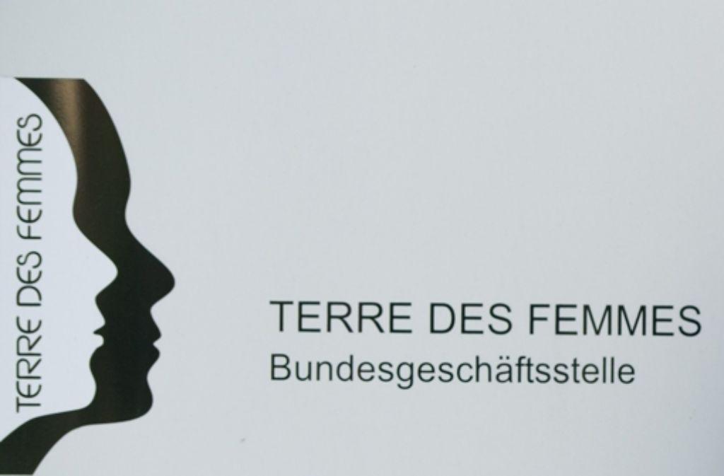 Die Organisation Terre des femmes ruft zum Kampf gegen Zwangsprostitution auf. Foto: dpa