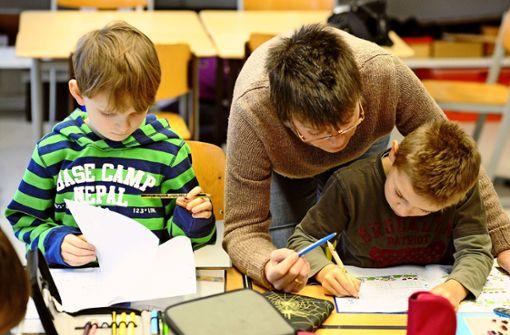 Was Schulbegleiter täglich im Unterricht leisten